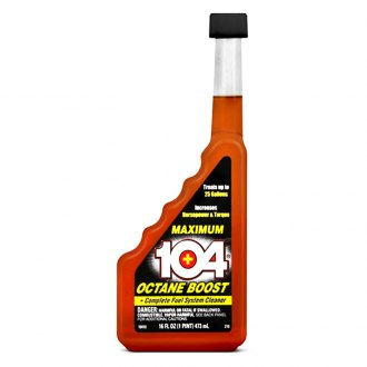 104® - Maximum Octane Boost and Complete Fuel System Cleaner 16 oz