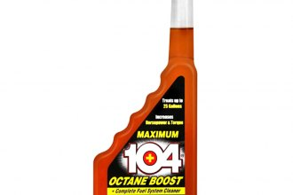 104® - Max Octane Boost