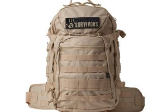 12 Survivors® - Tactical Backpack
