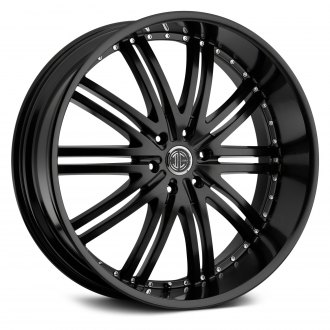 2 CRAVE® - NUMBER 11 Satin Black