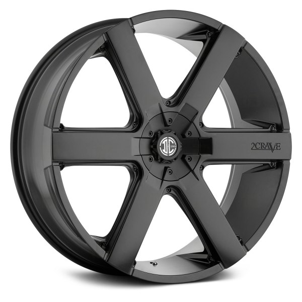 2 CRAVE® - NUMBER 31 Satin Black