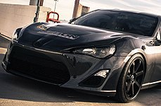 2 CRAVE® - Wheels on Scion FR-S