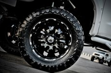 2 CRAVE® - Wheels on Toyota Tundra