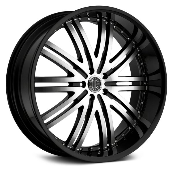 2 CRAVE® - NUMBER 11 Gloss Black with Machined Face