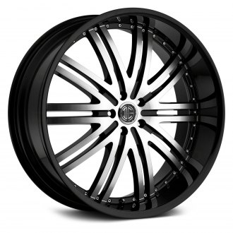 2CRAVE® - No.11 Gloss Black with Machined Face