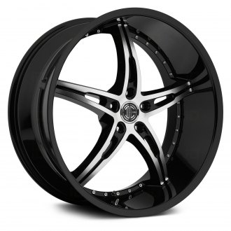 2 CRAVE® - No.14 Gloss Black with Machined Face