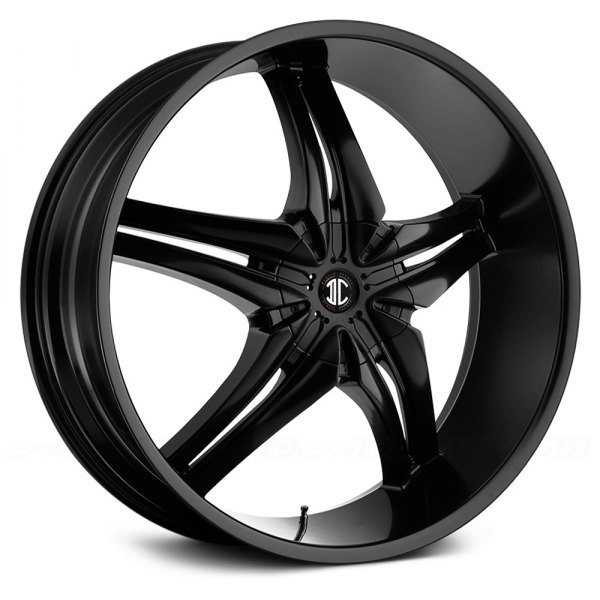 2 CRAVE® - NUMBER 15 Satin Black