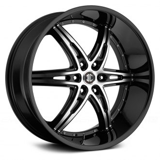 2 CRAVE® - No.16 Gloss Black with Machined Face