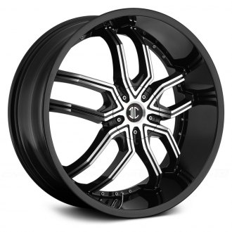2 CRAVE® - No.20 Gloss Black with Machined Face