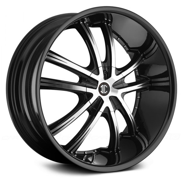 2 CRAVE® - No.21 Gloss Black with Machined Face