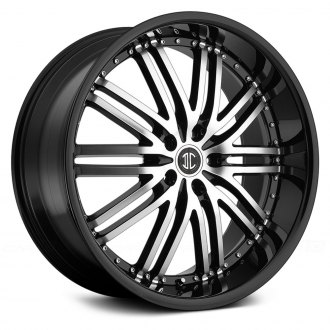 2 CRAVE® - No.22 Gloss Black with Machined Face