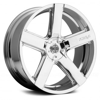 2 CRAVE® - No.30 Chrome