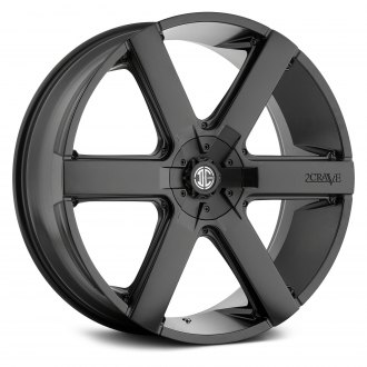 2 CRAVE® - No.31 Satin Black