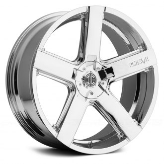 2 CRAVE® - No.35 Chrome