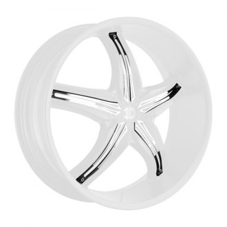 2 CRAVE® - No.5 Chrome Inserts B Style