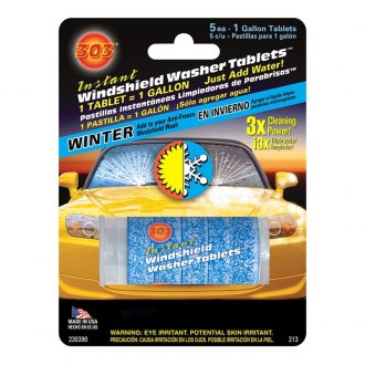 303® - Washer Tablets™ Instant Windshield