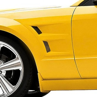 3d Carbon® - Series II Front Fender Vents (Painted)