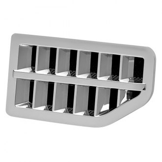 3d Carbon® - Chrome Side Vents