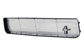 3d Carbon® - Chrome Billet Grille