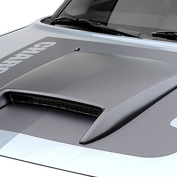 3d Carbon® - Hood Scoop (Painted)
