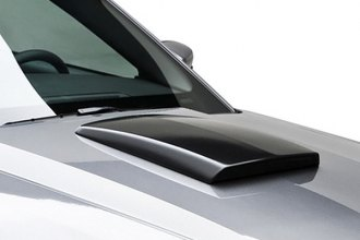 3d Carbon® - Factory Style 2010 Hood Scoop