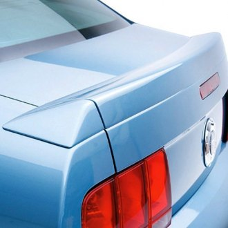 3d Carbon® - Mach 3 Style Flush Mount Rear Lip Spoiler
