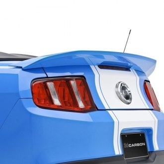 3d Carbon® - 3d500 Style Flush Mount Rear Lip Spoiler