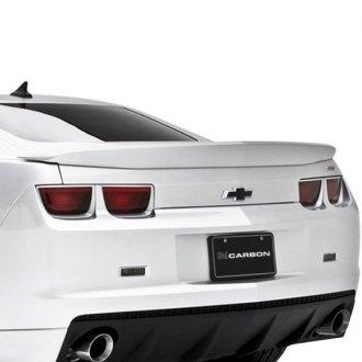 chevy camaro spoilers custom factory roof lip wing spoilers rh carid com Camaro Blade Spoiler for 2010 Dove Tail Spoiler Camaro