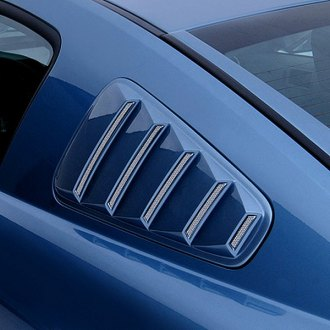 3d Carbon® - Window Louvers