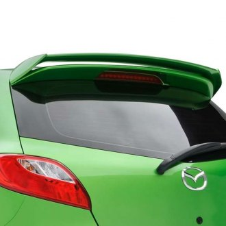 3d Carbon® - Doubled Up Rear Roofline Spoiler (Painted)