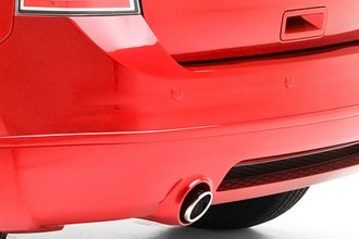 3d Carbon® - Rear Lower Skirt with Hitch Cut-Out