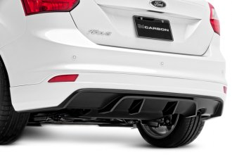 3d Carbon® 691964 - Rear Lower Skirt