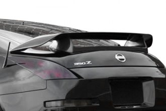 3d Carbon® - N-Spec Style Rear Wing Spoiler