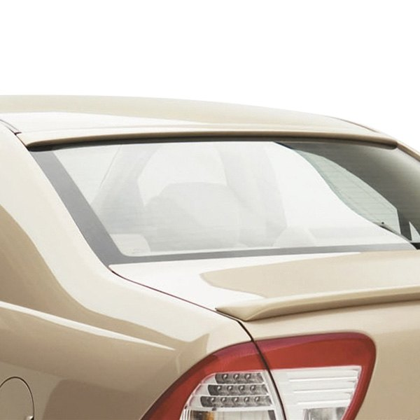 3d Carbon® - Rear Roofline Lip Spoiler