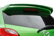 3d Carbon® - Doubled Up Style Rear Roof Spoiler