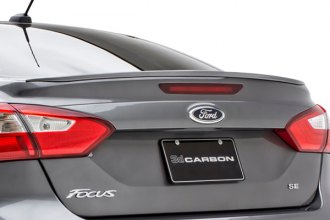 3d Carbon® - Rear Flush Style Wing Spoiler