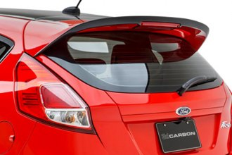 3d Carbon® - Rally Style Rear Roof Spoiler