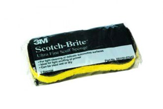 3M® - Ultra Fine Scuff and Cleaning Sponge