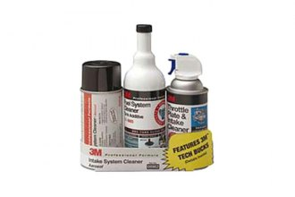 3M® - System Cleaner 3 Pack Aerosol Uses 8960 Adapter Kit