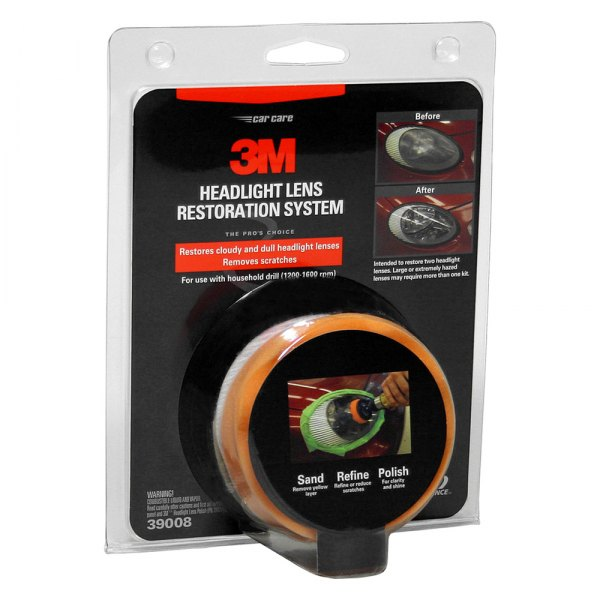 3M® - HeadLight Lens Restoration System