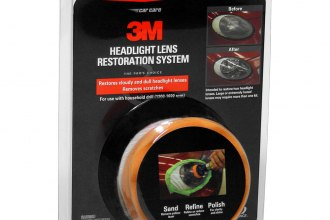 3M® 39008 - HeadLight Lens Restoration System