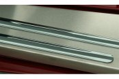 ACC® - Brushed Stainless Inner Door Sills
