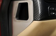 ACC® - Brushed Stainless Driver Side Door Air Vent Cover