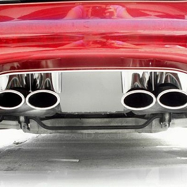 ACC® - Series SS Exhaust Filler Panel for Stock Tips