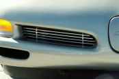 ACC® - Chrome Plated SS Fog Light Billet Grille