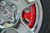 ACC® - Polished SS Brake Pad Covers