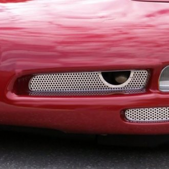ACC® - Polished / Perforated Fog Light Grilles