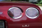 ACC® - Billet Style Polished Stainless Steel Tail Light Covers