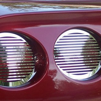 ACC® - Polished SS Billet Tail Light Covers