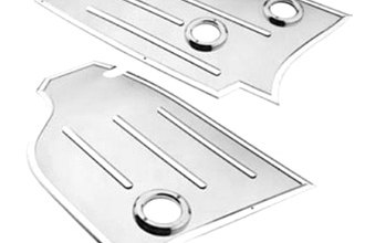 ACC® - Polished Stainless Steel Inner Fender Covers